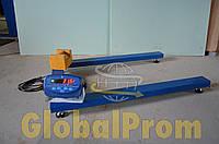 Весы паллетные (торговые, складские) 3000 кг (3,0 т)
