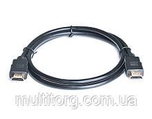 Кабель REAL-EL HDMI VER. 2.0 1М чорний