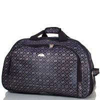Дорожная сумка большая на 2-х колесах ruixingda tu123l-black