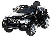 Детский электромобиль BMW X6 (черный)