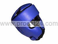 Шлем для кик-бокса М Кожзам