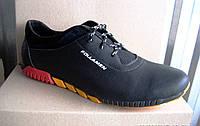 Мужские кожаные кроссовки  46, 47 и 48 р-р, фото 1