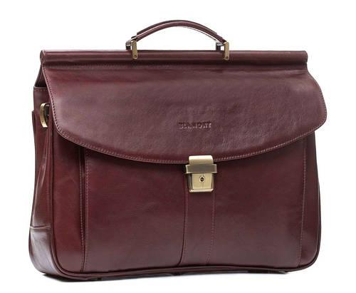 5722963b9d16 Мужские кожаные портфели. Товары и услуги компании
