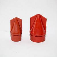 Пластиковые наконечники для копьевидных пробоотборников зерна