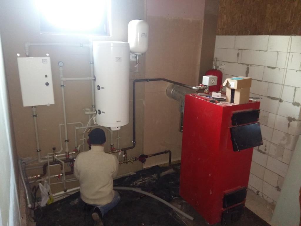 Монтаж отопительных систем,инженерной сантехники,кондиционирования