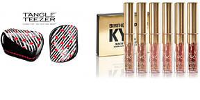 Мода и красота (Kylie Jenner, Black Mask, Tangle Teezer)