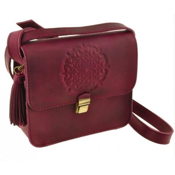 86797f3136bf Blanknote Бохо-сумка Blanknote Lilu BN-BAG-3-vin-man - купить по ...