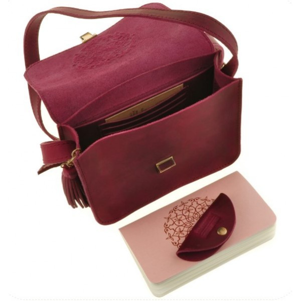 d4ec49dea6db Blanknote Бохо-сумка Blanknote Lilu BN-BAG-3-vin-man, цена 2 190 грн.,  купить в Киеве — Prom.ua (ID#501872772)