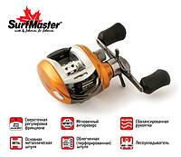 Катушка мультипликаторная Surf Master Silver Fish SF 20 5+1bb L кастинг