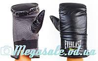 Снарядные перчатки Elast 3645 кожа: S/M/L