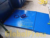 Весы платформенные (торговые, складские) 600 кг (0,6 т)