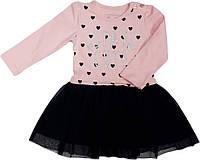 Детское нарядное платье для девочки Breeje Girls  размер 86