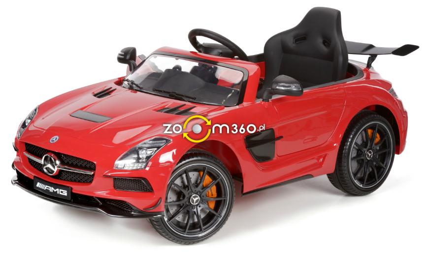 Детский электромобиль MERCEDES SLS (красный)