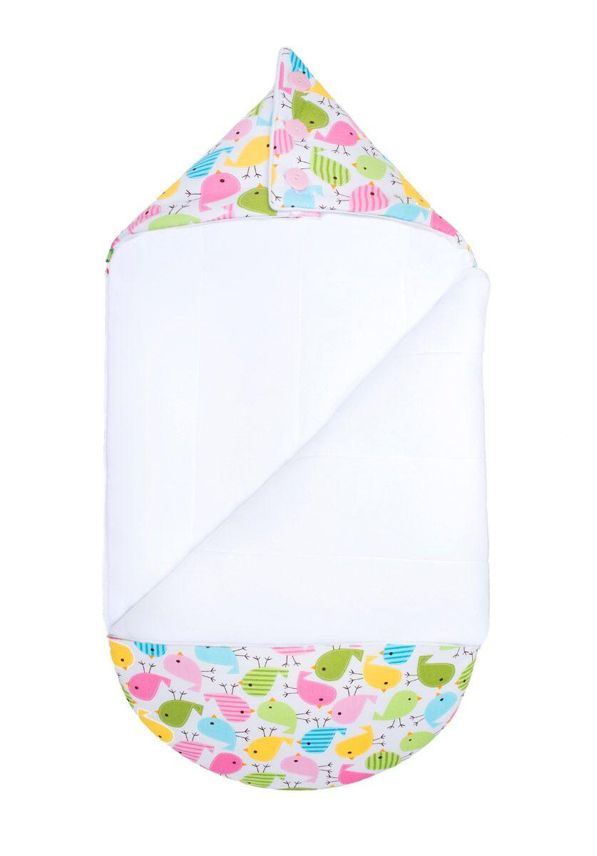 Демисезонный конверт-кокон для младенцев «Яркая цыпочка», GoforKid