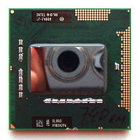 Процессор Intel Core i7-740QM - 1.73GHz (2.93) 6M socket G1