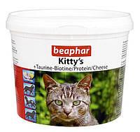 Кормовая добавка Beaphar Kitty's Mix для кошек, 750 таб