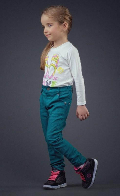 Детские качественные брюки для девочки