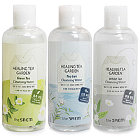 Вода для снятия макияжа The Saem Healing Tea Garden Cleansing Water