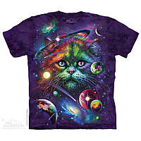 Футболка The Mountain COSMIC CAT
