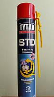 Пена ручная STD Tytan 750 ml