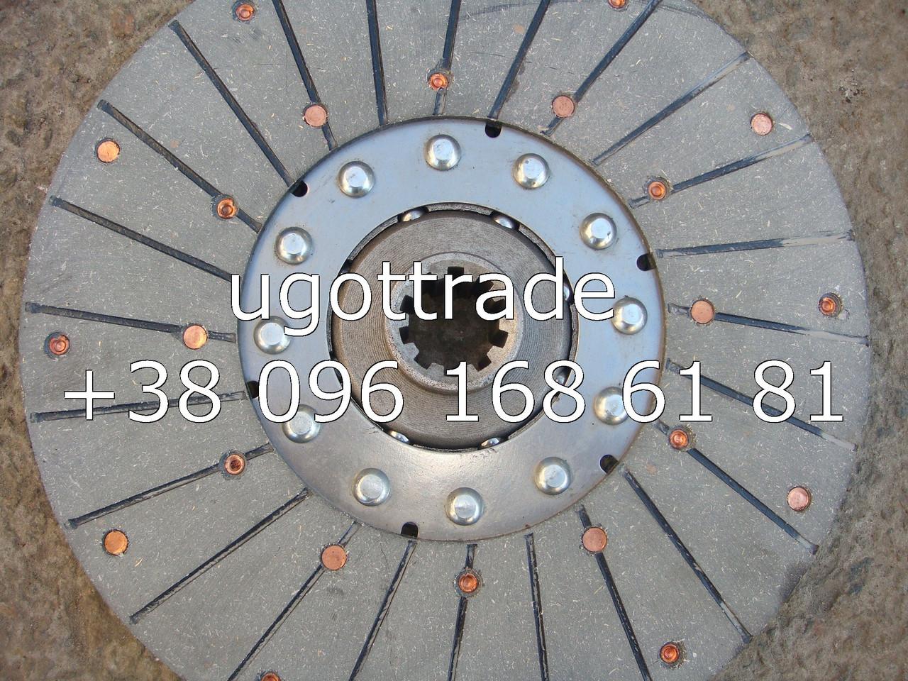 Диск сцепления ЮМЗ, 45-1604040 А4, фото 1