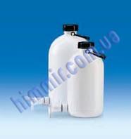 Бутыль для хранения ПЭ с краном 10 000 мл VITLAB