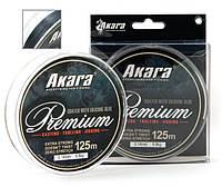 Шнур Akara Premium Grey 125 м 0,16