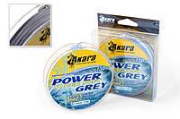 Шнур Akara Power Super Soft Grey 150 м 0,20