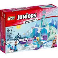 LEGO® Juniors ИГРОВАЯ ПЛОЩАДКА ЭЛЬЗЫ И АННЫ 10736