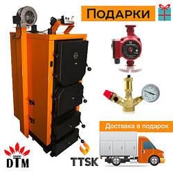 Твердотопливные котлы длительного горения ДТМ КОТ 10-100 кВт
