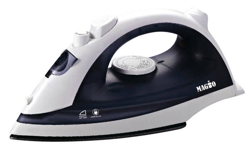Утюг MAGIO МG-130 серый 1600Вт керамическое напыление, фото 2