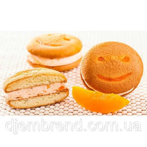 Печенье Хахатун (смайлик) с персиком, 1,7 кг (2 шт в упаковке)
