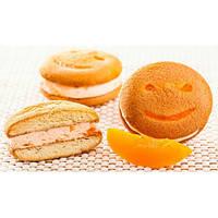 Печенье Хахатун (смайлик) с персиком, 1,7 кг
