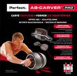 Ролик для пресса с возвратным механизмом Ab Carver Pro, фото 3