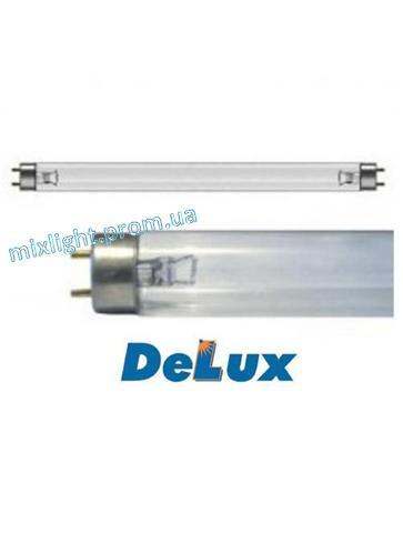 Бактерицидная лампа 15W Delux G13
