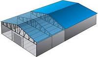 Строительство и проектирование ангаров, складов, зернохранилищ.