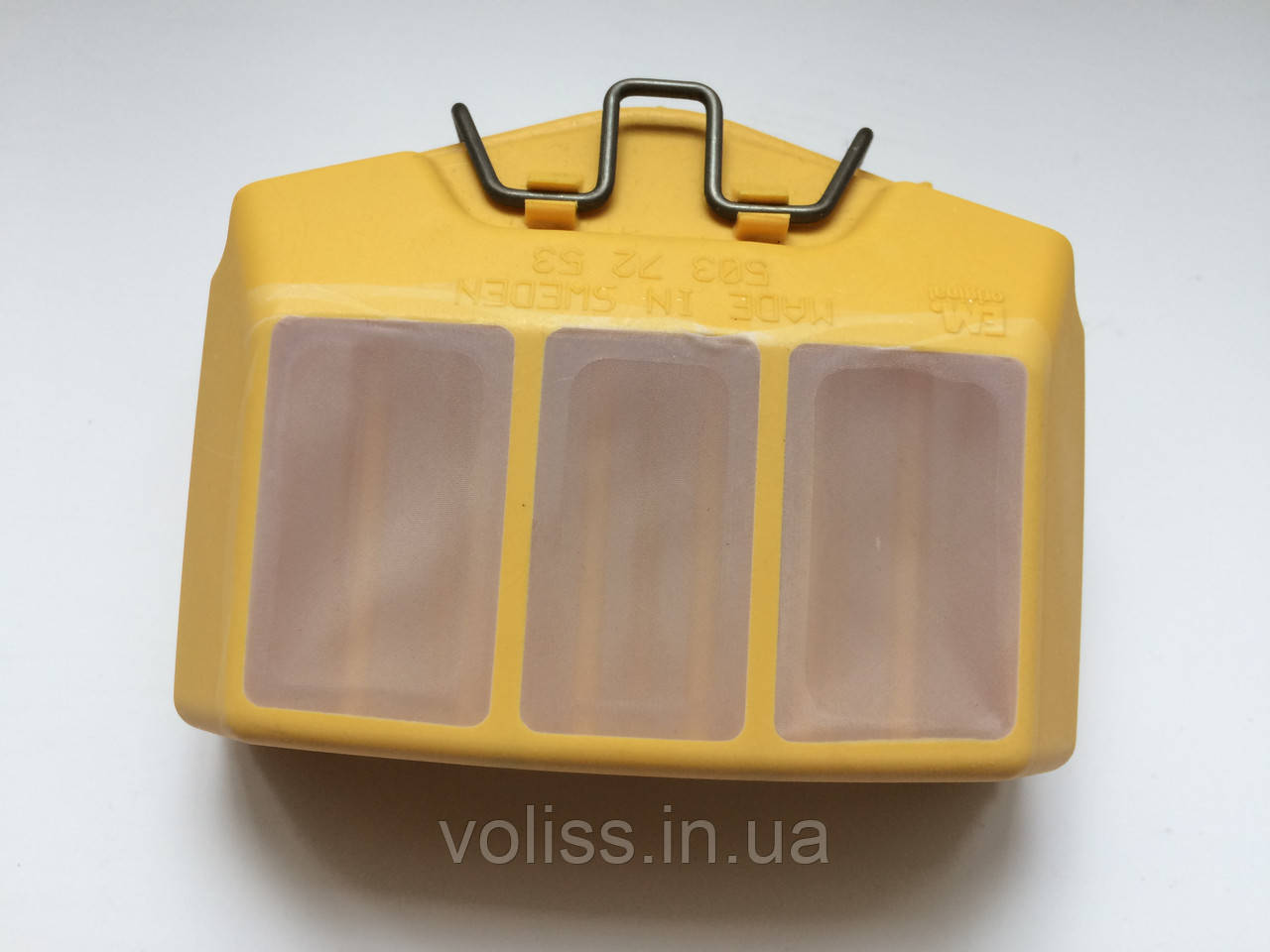 Фильтр воздушный для бензопил Husqvarna 362, 365, 372 (5752691-02)