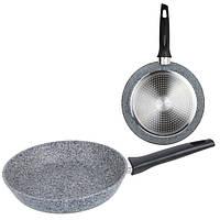 Сковорода Maestro диаметр 24 см гранит