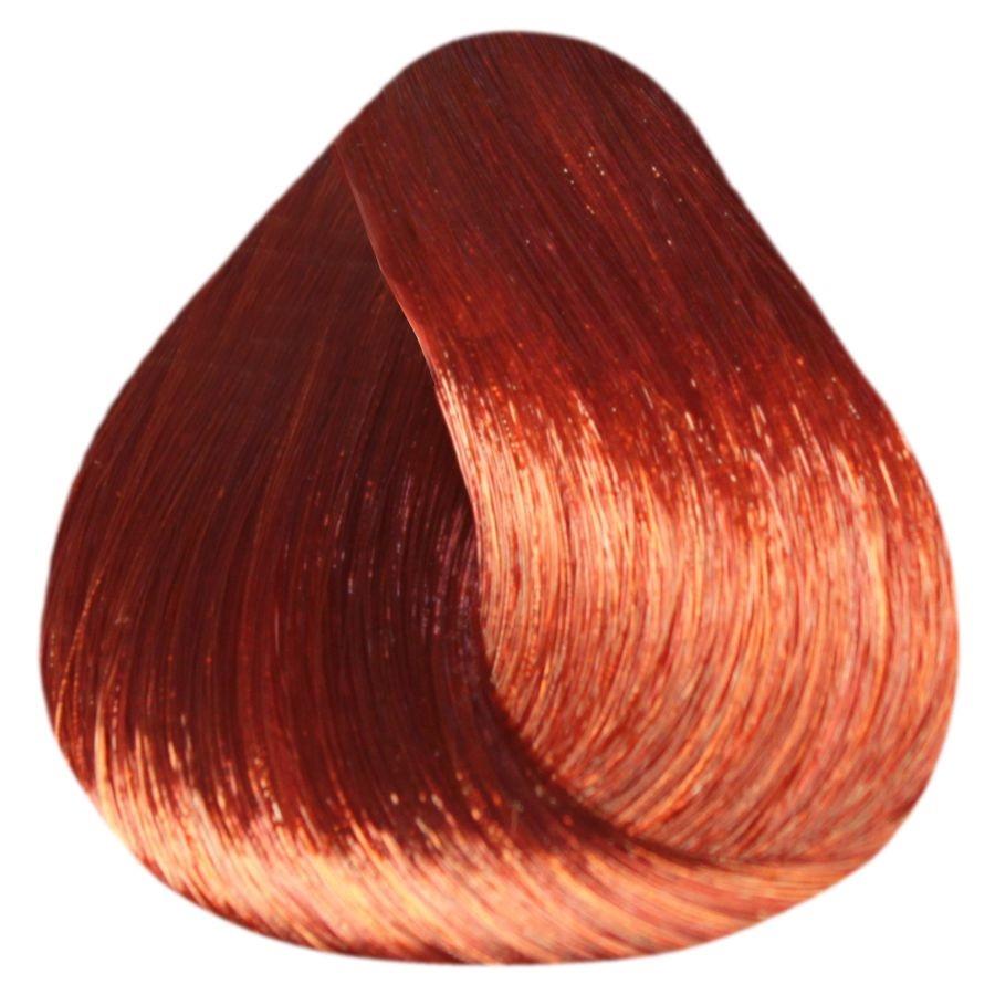 Краска-уход Estel Professional De Luxe 7/5 Красный русый  60 мл.