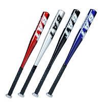 Бейсбольная бита BAT, алюминиевая, от 28 дюймов. Алюминиевая бита для любительского бейсбола.