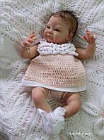 Кукла реборн ручная работа.Reborn doll.