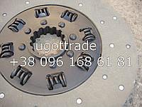 Диск сцепления СМД-18 мягкий А52.21.000
