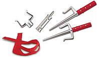 Набор игрушечного оружия TMNT серии Черепашки-ниндзя Двойная сила - Cнаряжение Рафаэля (92452), фото 1