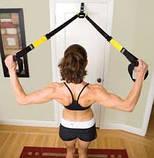 Петли подвесные тренировочные TRX Pro Pack, фото 3