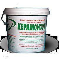 Жидкая теплоизоляция КЕРАМОИЗОЛ 5л