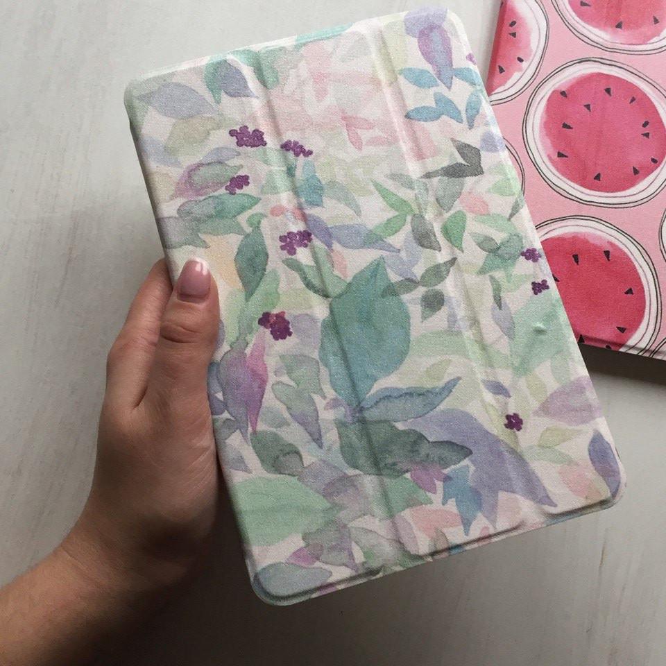 Чехол Smart Case с цветочным принтом для iPad mini 4