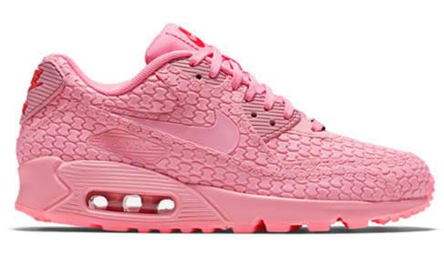 Женские кроссовки Nike Air Max 90 Shanghai