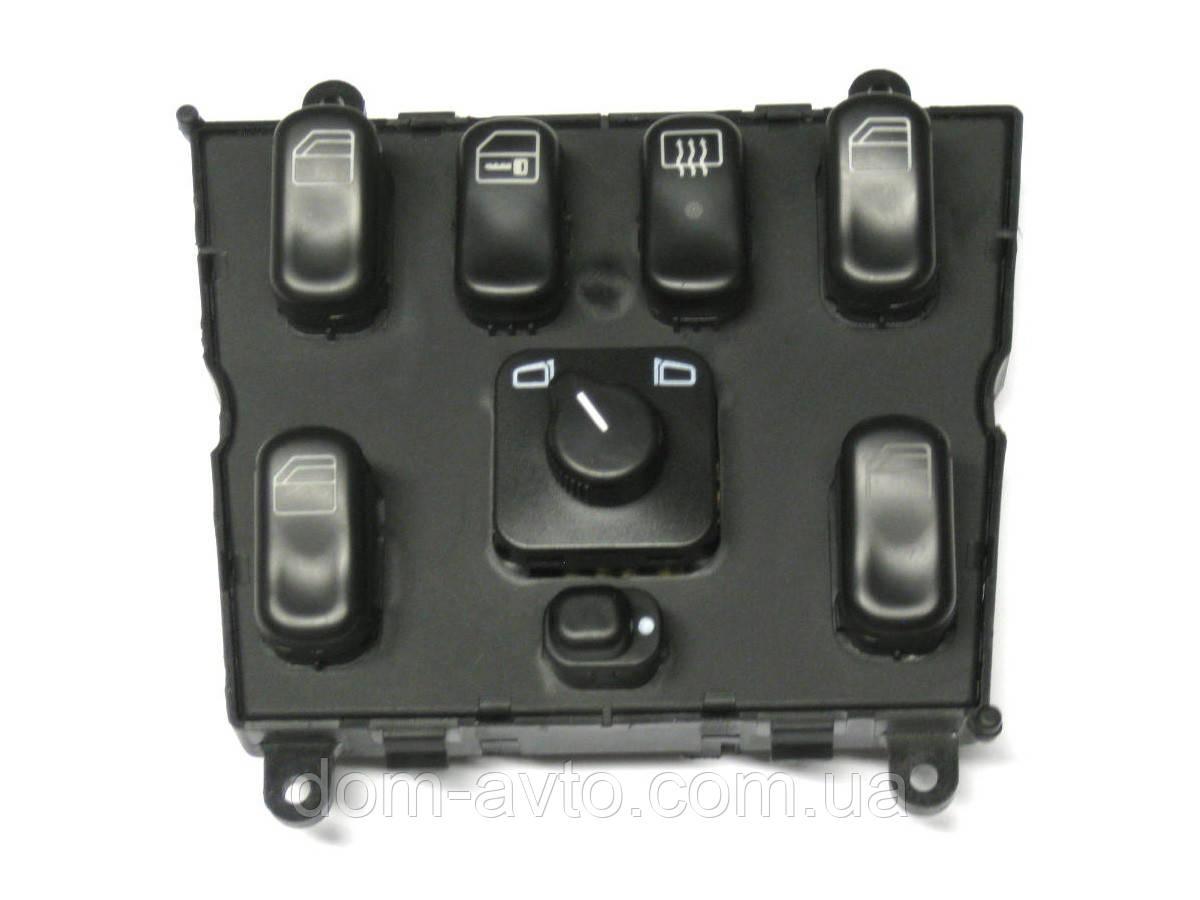 Панель кнопок A1638206610 Mercedes ML w163