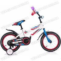 Детский велосипед Azimut Fiber 14 дюймов