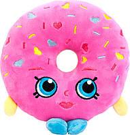 Мягкая игрушка-подушка Shopkins&Shoppies - Пончик Полли 20 см (31632)